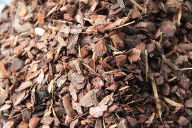 Щепа, кора лиственницы